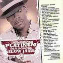 Platinum Old School Slow Jams 4 mixtape cover art
