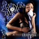 Platinum Slow Jams 38 mixtape cover art