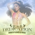 Aaliyah - R&B Dedication, Part 4 mixtape cover art