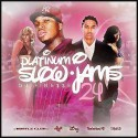Platinum Slow Jams #24 mixtape cover art