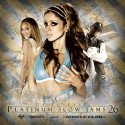 Platinum Slow Jams 26 mixtape cover art
