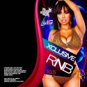 Xclusive R&B 10.5 mixtape cover art