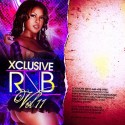 Xclusive R&B 11 mixtape cover art