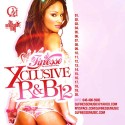 Xclusive R&B 12 mixtape cover art