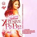 Xclusive R&B 12 mixtape cover art