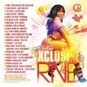 Xclusive R&B 16.5 mixtape cover art