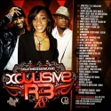 Xclusive R&B 18 mixtape cover art