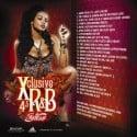 Xclusive R&B 4.5 mixtape cover art
