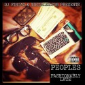 Peoples - Fashionably Late mixtape cover art