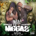 Bambizzle & Holirocket - Wild Niggaz mixtape cover art