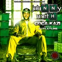 Coca-Kazi - Johnny Meth mixtape cover art