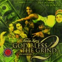 Coca Kazi - God Bless The Grind 2 mixtape cover art