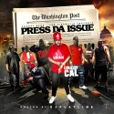 Cruddy Cal - Press Da Issue mixtape cover art