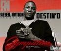 Destin' D - Sympatico mixtape cover art
