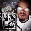 GAA Buck - Drugs Money Violence 2 mixtape cover art