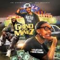 Grind For Minez mixtape cover art