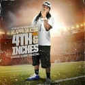 Klappa Da Kidd - 4th & Inches mixtape cover art