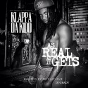 Klappa Da Kidd - As Real As It Gets mixtape cover art