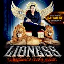 Lioness - Substance Over Swag mixtape cover art