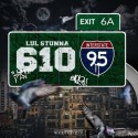 Lul Stunna - 610 mixtape cover art