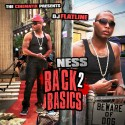 Ness - Back 2 Basics mixtape cover art
