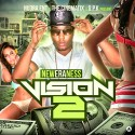 Ness - The Vision 2 mixtape cover art