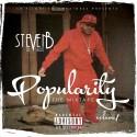 Steven B The Great - Popularity The Mixtape mixtape cover art