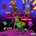 President Davo & StarrZ - Layups mixtape cover art