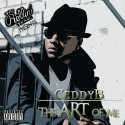 CeddyB - The Art Of Me mixtape cover art