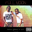 Cedric Jaleel & LC - Full Moon (The Album) mixtape cover art