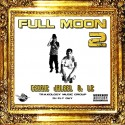 Cedric Jaleel & LC - Full Moon 2 mixtape cover art