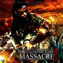 Chaos Chytist - The Valentines Day Massacre 2 mixtape cover art