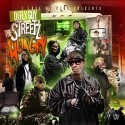 The Streetz Hungry mixtape cover art