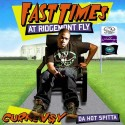 Curren$y - Fast Times At Ridgemont Fly mixtape cover art