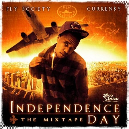 Resultado de imagen para Curren$y - Independence Day