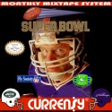 Curren$y - Super Tecmo Bowl mixtape cover art
