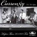 Currency - Higher Than 30,000 Feet mixtape cover art