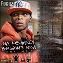 My Legacy Begins Now, Vol. 5 mixtape cover art