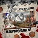 Avatar Young Blaze - Russian Revolution mixtape cover art