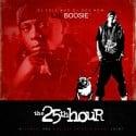 Lil Boosie - The 25th Hour mixtape cover art