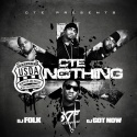 CTE Or Nothing mixtape cover art