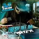 Screwww - Fresh Off Da Water mixtape cover art