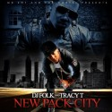 Tracy T - New Pack City mixtape cover art