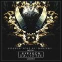 Paragon Collective: Volume 1 mixtape cover art