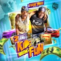 2Lanez - Kids Having Fun mixtape cover art