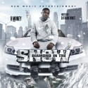 B Money - Diamond In The Snow mixtape cover art