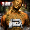 Conflict - Alabama Muscle mixtape cover art
