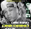 D-Lo - One Mind One Grind mixtape cover art