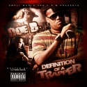 Doe B - Definition Of A Trapper mixtape cover art