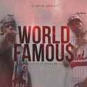 Fly Rick & Chuck - World Famous mixtape cover art